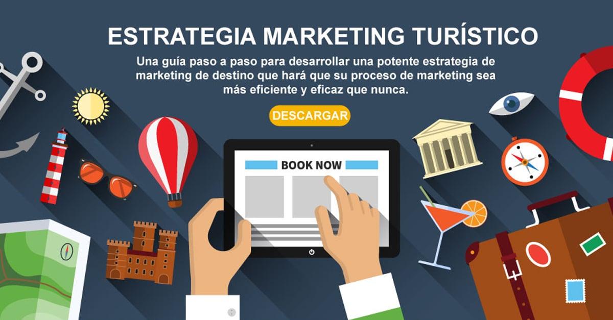 estrategia marketing turismo
